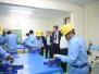 ITALIAN AMBASSADOR VISITED INFINITY ENG SCHOOL